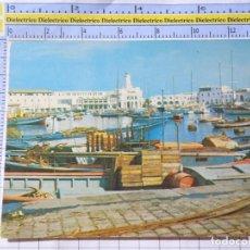 Postales: POSTAL DE ARGELIA. ALGER, PUERTO DE PESCADORES, ALMIRALTAZGO. 576. Lote 270378558
