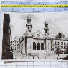 Postales: POSTAL DE ARGELIA. ALGER, CATEDRAL Y PALACIO DEL GOBERNADOR. 577. Lote 270378668