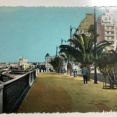 Postales: POSTAL ORÁN ARGELIA. BOULEVARD FRONT DE MER AÑOS 50 SC. Lote 270640478