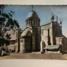 Postales: POSTAL ORÁN ARGELIA. NOTRE DAME DE AFRIQUE, SC AÑOS 50. Lote 270640983