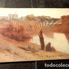 Postales: EGIPTO 1913 TUCK SONS OILETTE R TALBOT KELLY. Lote 277385383