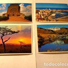 Postales: AFRICA DEL SUD LOTE DE 6 FOTO POSTALES IMPECABLES OFERTA. Lote 277387228