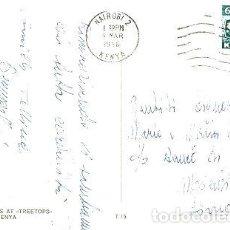 Postales: POSTAL DE KENYA 1966 CON ESTAMPILLA. Lote 277402213