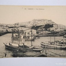 Postales: 33. TANGER - VUE GÉNÉRALE. M. LE DELAY, PARIS. S/C. Lote 279451863