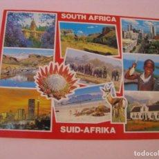 Postales: POSTAL DE SUDAFRICA. CIRCULADA 1988.. Lote 279472848