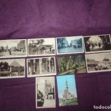 Cartoline: 10 ANTIGUAS POSTALES ÉTNICAS,COSTUMBRISTAS Y OTRAS, DE EGIPTO. Lote 287682693