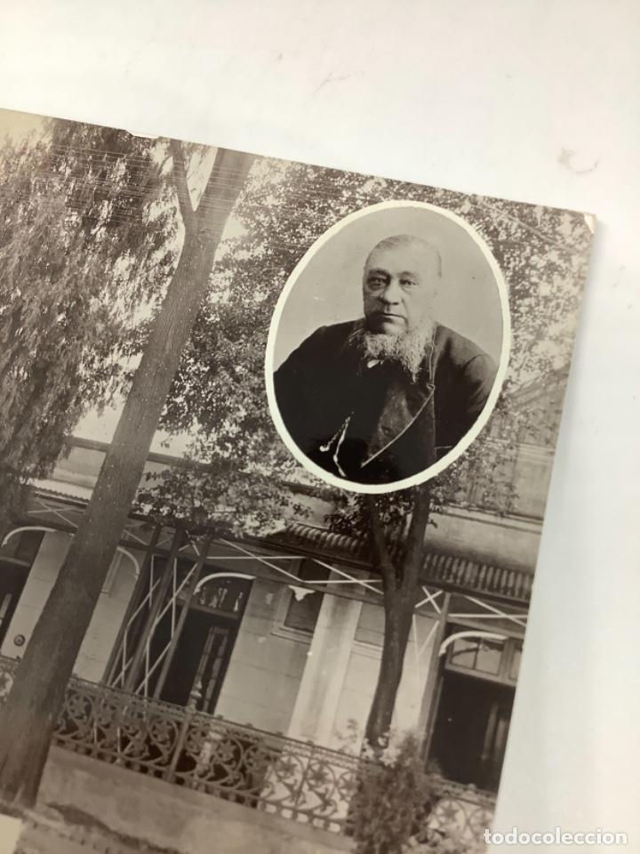 Postales: SOUTH AFRICA, PRETORIA President Kruger's House. Real Photo. Circulada sin sello. - Foto 2 - 288569183