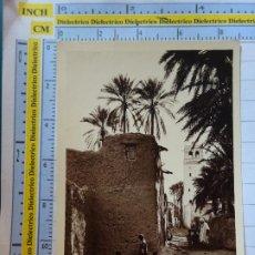 Postales: ANTIGUA POSTAL DE ARGELIA. BISKRA MOSQUÉE DE SIDI DJOUDI. 713. Lote 288974003