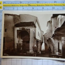 Postales: ANTIGUA POSTAL DE ARGELIA. CONSTANTINE UNE RUE ARABE. 714. Lote 288974408