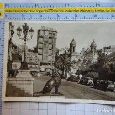 Postales: ANTIGUA POSTAL DE ARGELIA. ORAN RUE DE L'HOTEL DE VILLE ET THÉÂTRE. 715. Lote 288974533