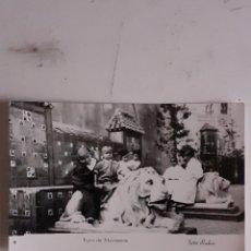 Postales: POSTAL. TIPOS DE MARRUECOS. FOTO RUBIO.. Lote 289322303