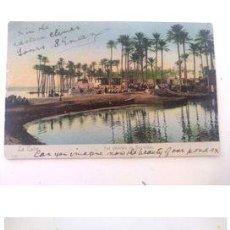 Postales: POSTALES ANTIGUAS 1905 EGIPTO ED. 905. Lote 294246003