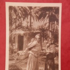 Postales: LOTE 6 POSTALES BISKRA ARGELIA, TEMÁTICA ÁRABE, MÉZQUITA ANTIGUAS. Lote 294377618