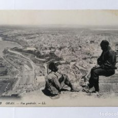 Postales: POSTAL ORAN, VISTA GENERAL, AÑO 1903. Lote 294457593