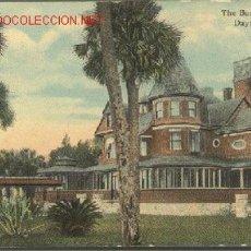 Postales: 1 POSTAL DE THE BURGOYNE PLACE, EN DAYTONA (FLORIDA). Lote 791043