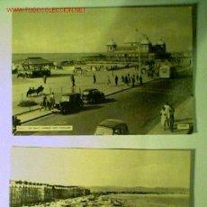 Postales: DOS POSTALES DE NORTEAMÉRICA. RHYL, THE WEST PARADE AND PAVILION . Lote 7180357