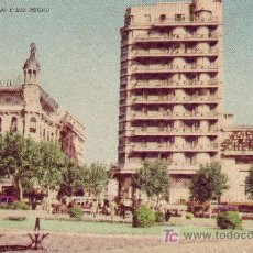 Postales: POSTAL DE URUGUAY - AV 18 JULIO. Lote 16499460