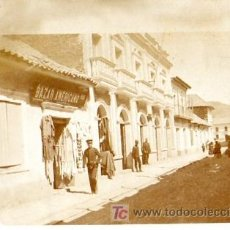 Postales: POSTAL FOTOGRAFICA ORURO (BOLIVIA). Lote 4207378