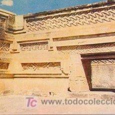 Postales: 7-1365. POSTAL SALÓN DE PINTURAS. RUINAS DE MITLA (MEXICO). Lote 5250471