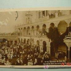 Postales: 5807 ARGENTINA ROSARIO SANTA FE AÑOS 1920 - MAS POSTALES EN MI TIENDA COSAS&CURIOSAS. Lote 7633276