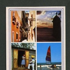 Postales: PUERTO RICO. *GREETINGS FROM PUERTO RICO* ED. PAPEL INC. Nº 1505. NUEVA.. Lote 8477032