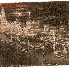Postales - Centenario independencia Argentina 1816-1916. Plaza del Congreso. Buenos Aires - 2434651