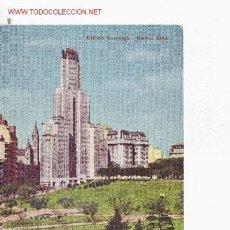 Postales: POSTAL DEL EDIFICIO KAVANAGH, BUENOS AIRES-ARGENTINA. Lote 18496660
