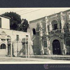 Postales: FOTO-POSTAL DE AREQUIPA (PERÚ): ENTRADA DE LA IGLESIA DE SAN AGUSTIN. Lote 10062793
