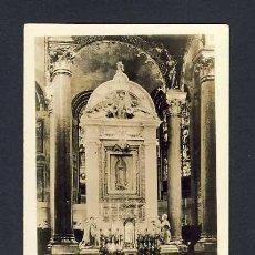 Postales: POSTAL DE GUADALUPE (MEJICO): NUEVO ALTAR DE LA SANTISIMA VIRGEN. Lote 10090833