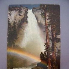 Postales: POSTAL DE NEVADA FALL, CALIFORNIA (SIN CIRCULAR). Lote 10165491
