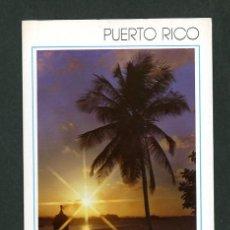 Postales: PUERTO RICO. SAN JUAN. *ATARDECER. BAHIA DE SAN JUAN* NUEVA.. Lote 10875922