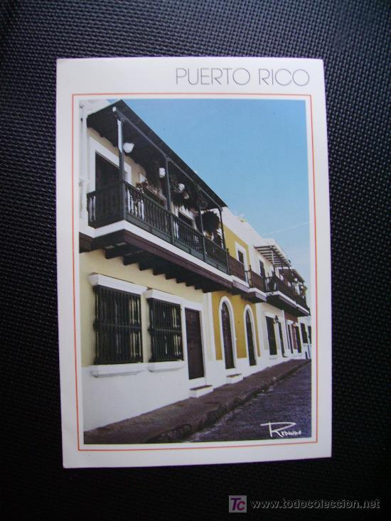 PUERTO RICO, VIEJO SAN JUAN (Postales - Postales Extranjero - América)