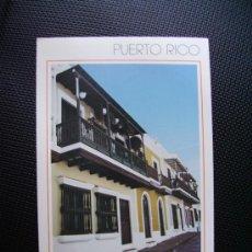Postales: PUERTO RICO, VIEJO SAN JUAN. Lote 11153262