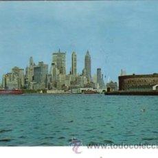 Postales: Nº 2603 POSTAL NEW YORK TORRES GEMELAS. Lote 11943356