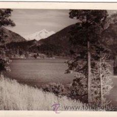 Postales: Nº 2771 FOTO POSTAL ARGENTINA LAGO MORENO CON CERRO TRONADOR . Lote 11943652
