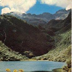 Postales: Nº 4365 POSTAL LOS ANDES LAGUNA NEGRA VENEZUELA. Lote 11995229
