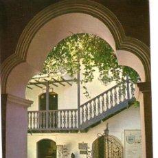Postales: Nº 3763 POSTAL CASA DE MURILLO MUSEO COLONIAL LA PAZ BOLIVIA. Lote 12088649