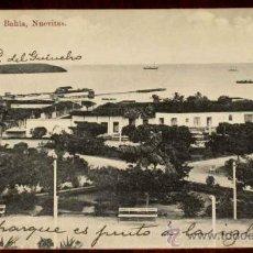 Postales: ANTIGUA FOTO POSTAL DE NUEVITAS - CUBA - NO CIRCULADA - ESCRITA.. Lote 12185950