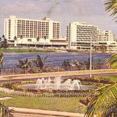 Postales: SAN JUAN DE PUERTO RICO. SAN JERONIMO HILTON HOTEL. HUMACAO. 1974. Lote 26943081