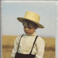 Postales: NIÑO AMISH, DE PENNSYLVANIA DUTCH COUNTRY – SIN CIRCULAR. Lote 27596665