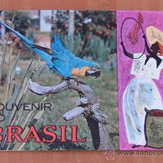 Postales: BRASIL SOUVENIR 12 PHOTOS NO POSTAL. Lote 22887507