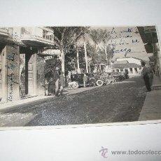 Postales: MANIZALES (COLOMBIA). FOTOGRAFÍA-POSTAL LA PARTE ANTIGUA SALVADA DEL FUEGO. 1928. . Lote 18807716