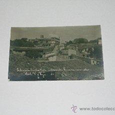 Postales: PALACIO DE CORTÉS , VISTA DE ORIENTE , CUERNAVACA . MÉXICO . CIRCULADA 1923 . Lote 15503470
