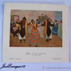 Postales: GATO (DANA RIOPLATENSE) PEDRO FIGARI (COLECCIÓN PRIVADA MONTEVIDEO 1957). Lote 26990110