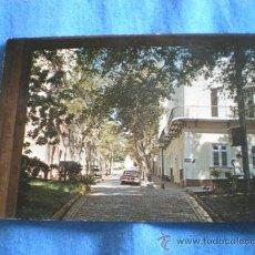 Postales: POSTAL PUERTO RICO TIPICA CALLE VIEJO SAN JUAN 1968 CIRCULADA. Lote 17568301