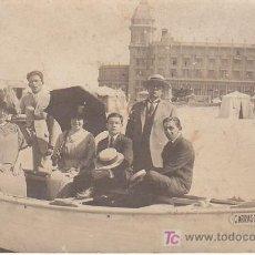 Postales: PS3029 EMBARCACIÓN DEL HOTEL CARRASCO, EN URUGUAY. POSTAL FOTOGRÁFICA. SIN CIRCULAR. Lote 52531319