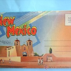 Postales: ACORDEON CON 16 VISTAS DE NEW MEXICO, VER FOTOS. Lote 23197674