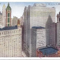 Postales: PS3274 NUEVA YORK 'FINANCIAL DISTRICT'. H.H.T. CO. SIN CIRCULAR. Lote 18185458