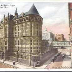 Postales: PS3901 NUEVA YORK 'THE TOMBS AND BRIGE OF SIGHS'. SIN REFERENCIAS. SIN CIRCULAR. Lote 18185478