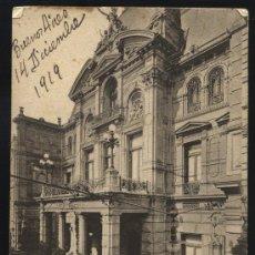 Postales: POSTAL DE BUENOS AIRES - EDIFICIO DEL JOCKEY CLUB. Nº22. Lote 18728651